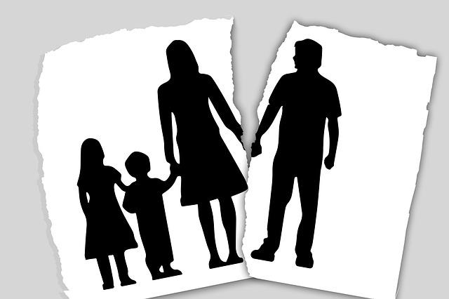 rozpad rodiny