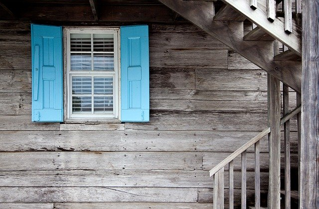dřevěný dům
