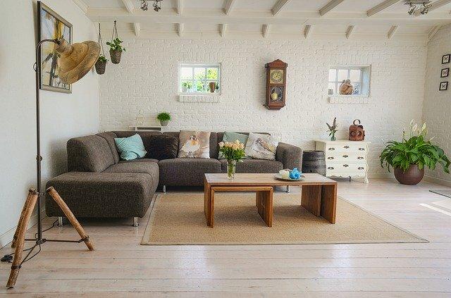 Interiér, rozloha, obývací pokoj